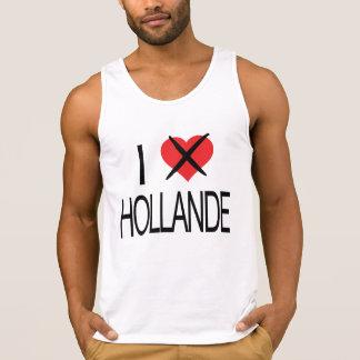 I HATE Hollande Singlet