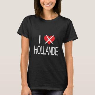 I HATE Hollande T-Shirt