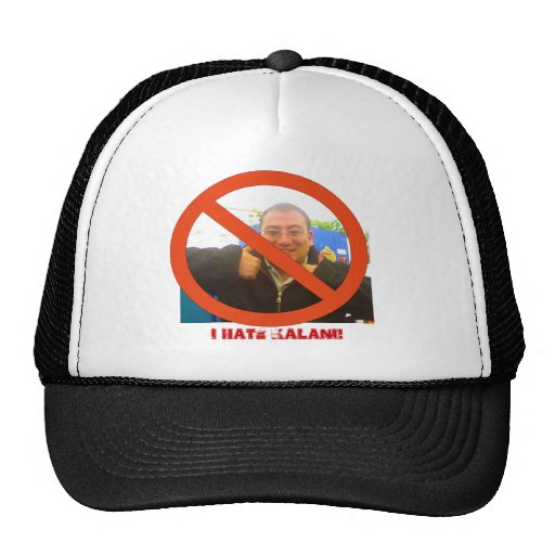 I Hate Kalani!  The Hat!