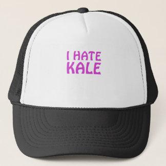 I Hate Kale Trucker Hat