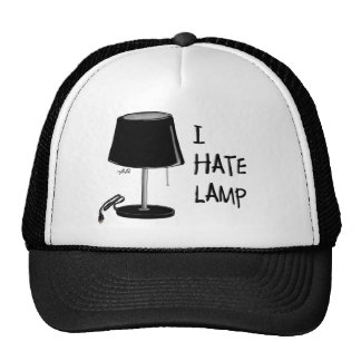 I Hate Lamp! - Hat