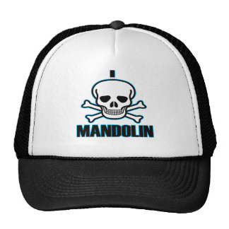 I Hate mandolin. Cap