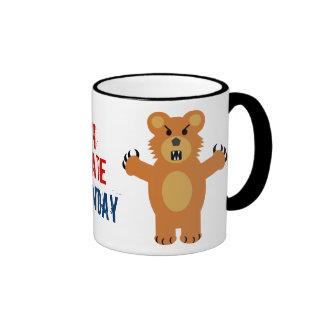 I Hate Monday Mug