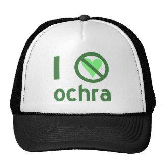 I Hate Ochra Hats