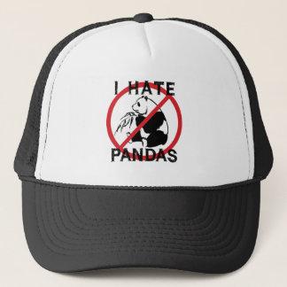 I Hate Pandas Trucker Hat