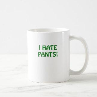 I Hate Pants Mugs