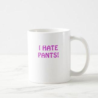 I Hate Pants Coffee Mug