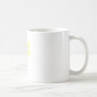 I Hate Pants Coffee Mugs