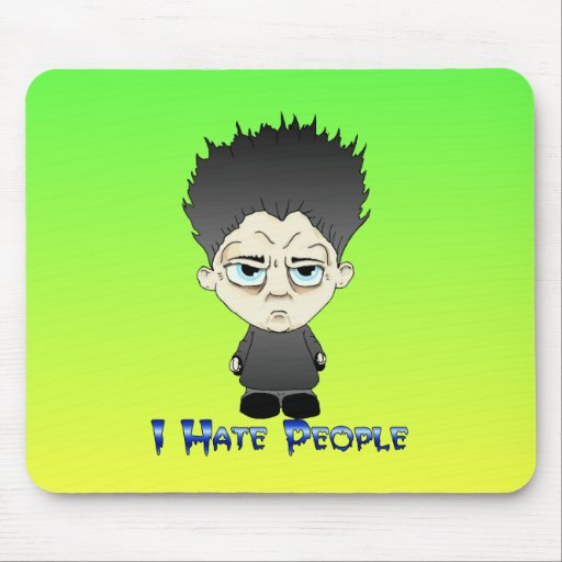 I Hate People feat Maxwell Mouse Pads