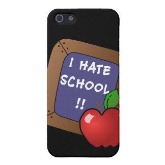 I Hate School Tshirt, iPad Case, Mug iPhone 5/5S Cover