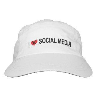 I hate Social Media Hat