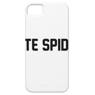 I Hate Spiders iPhone 5 Cover
