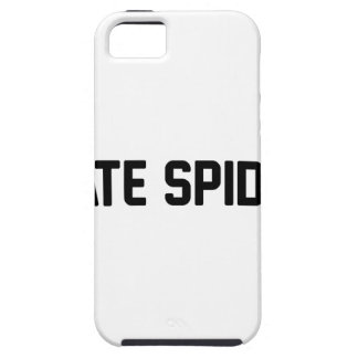 I Hate Spiders Tough iPhone 5 Case