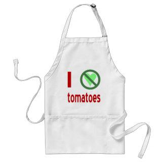 I Hate Tomatoes Standard Apron