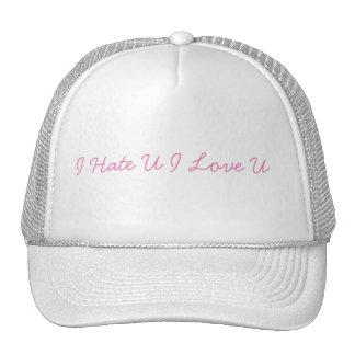 I Hate U I Love U Cap - gnash