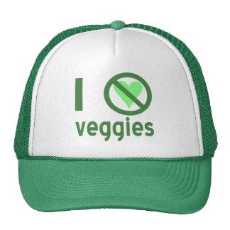 I Hate Veggies Cap
