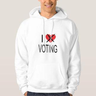 I HATE VOTING HOODIE