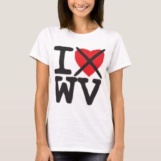 I Hate WV - West Virginia T-Shirt