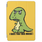 I hate you this much! iPad air cover