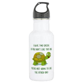 I have 2 speeds 532 ml water bottle