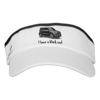 I have a black soul visor