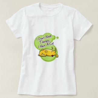 I have A Cat T-Shirt