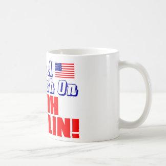 I Have A Crush On Sarah Palin! Coffee Mug
