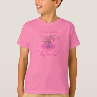 I have a secret  Big sister princess T Shirt
