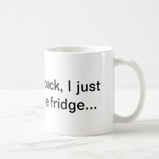 I have a six pack, I just keep it in the fridge Basic White Mug