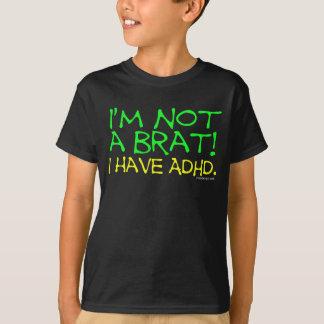 I Have ADHD Saying T-Shirt