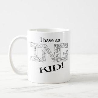 I Have An Amazing Kid Coffee Mugs