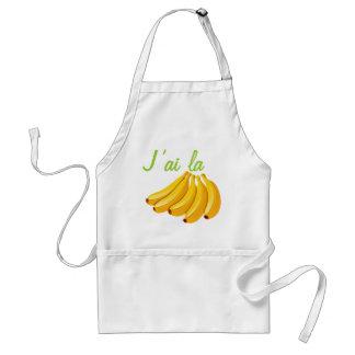 I have Banana Standard Apron