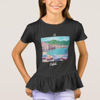 I have been in Cefalu - t-shirt