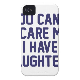 I Have Daughters iPhone 4 Case