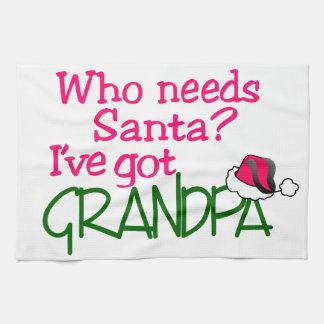 I Have Got Grandpa Tea Towel