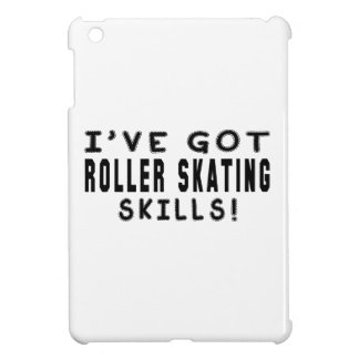 I Have Got Roller Skating Skills iPad Mini Case
