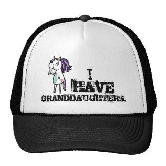 I HAVE GRANDDAUGHTERS CAP