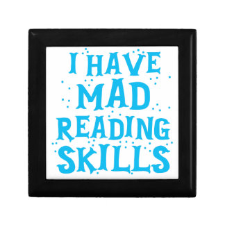 i have mad reading skills gift box