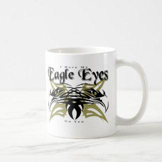 I Have My Eagle Eyes #2 Coffee Mugs