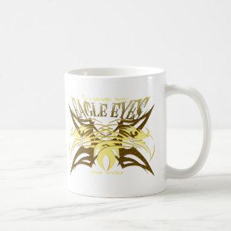 I Have My Eagle Eyes #3 Mugs