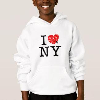 I Have Never Been To NY Sweatshirt
