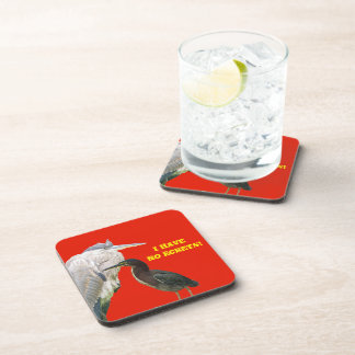 I Have No Egrets! Coaster