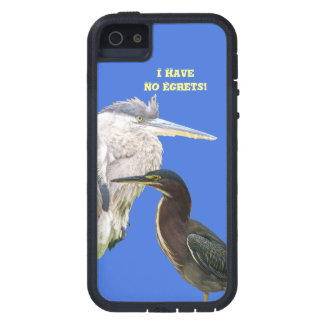 I Have No Egrets! iPhone 5 Covers