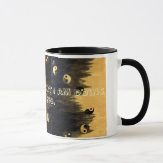 I have no idea what I am doing out of bed - Mug