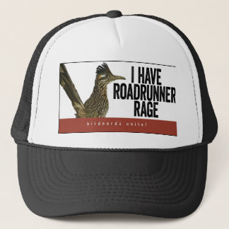 I Have Roadrunner Rage Trucker Hat