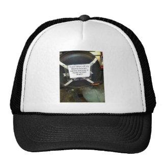 I Have Taken My Barack Obama bumper sticker off Cap