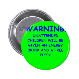 i haye kids 6 cm round badge