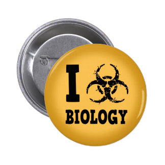 I Hazz Biology Pinback Buttons