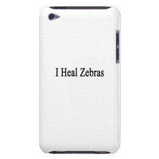 I Heal Zebras Case-Mate iPod Touch Case