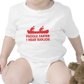 I Hear Banjos Shirt